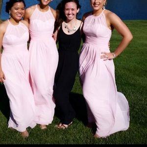 B2 Jasmine Petal Pink Bridesmaid dress